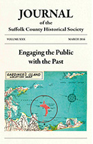 Journal of the Suffolk County Historical Society